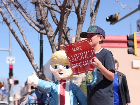 Young and old came on Saturday for the Spirit of America
