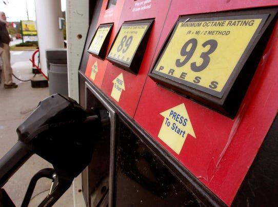 AP Gasoline Prices