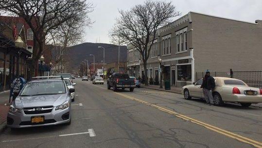 Main Street in the City of Beacon.
