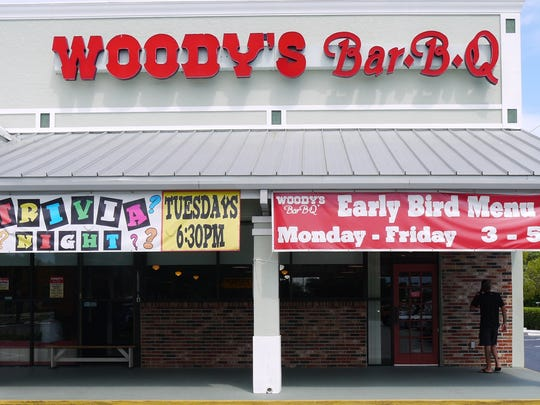 Woody's Bar-B-Q in Sebastian is a repeat participant in Restaurant Week.