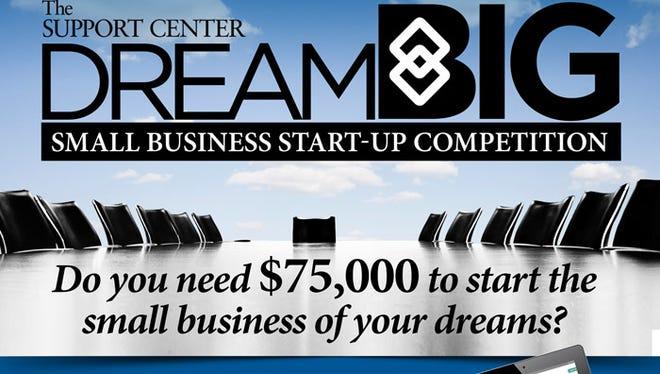 Dream Big flyer.