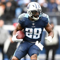 Former Titan DeMarco Murray retires from NFL