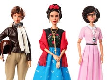 Barbie releases dolls to mark International Women's Day