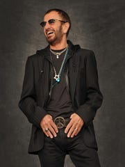 Ringo Starr and his All-Starr Band will appear at NJPAC on Nov. 16.