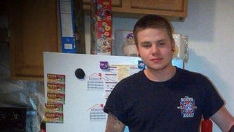 Have you seen this young man? Stewart Vaughan, 23, went missing in downtown Toms River on Wednesday.