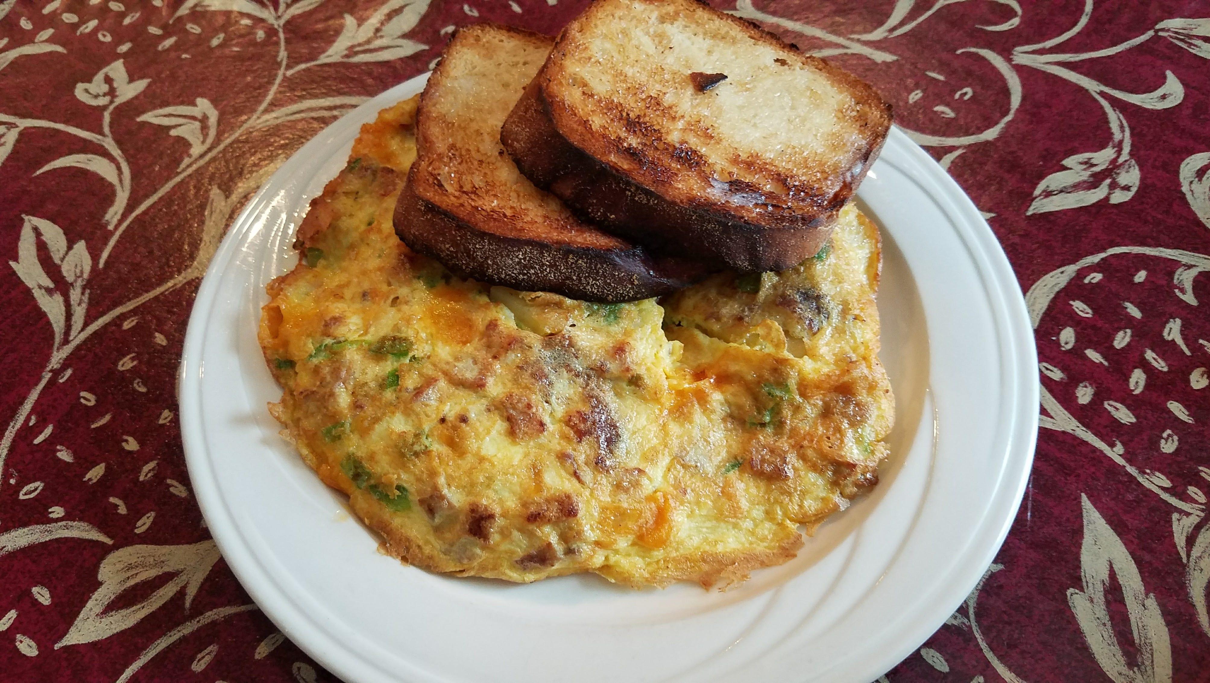 Food At Fishers Station Serves Meltaway Pancakes