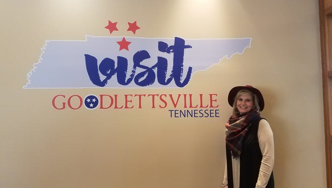 Kimberly Lynn is Goodlettsville's first tourism director.