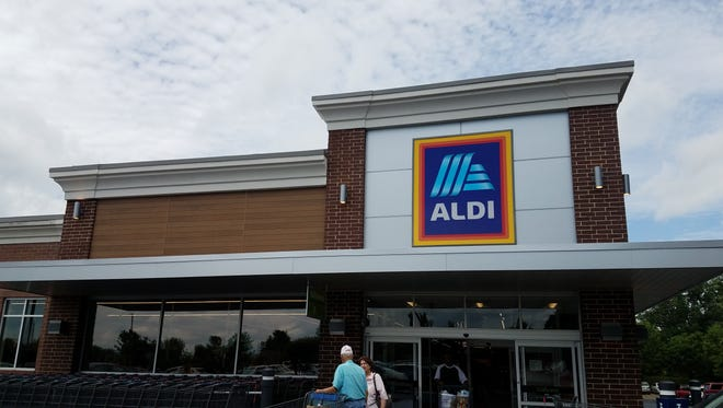 Grocery chain Aldi will open two new locations in the Brentwood area, at 7117 Southpoint Parkway and 1701 Mallory Lane.