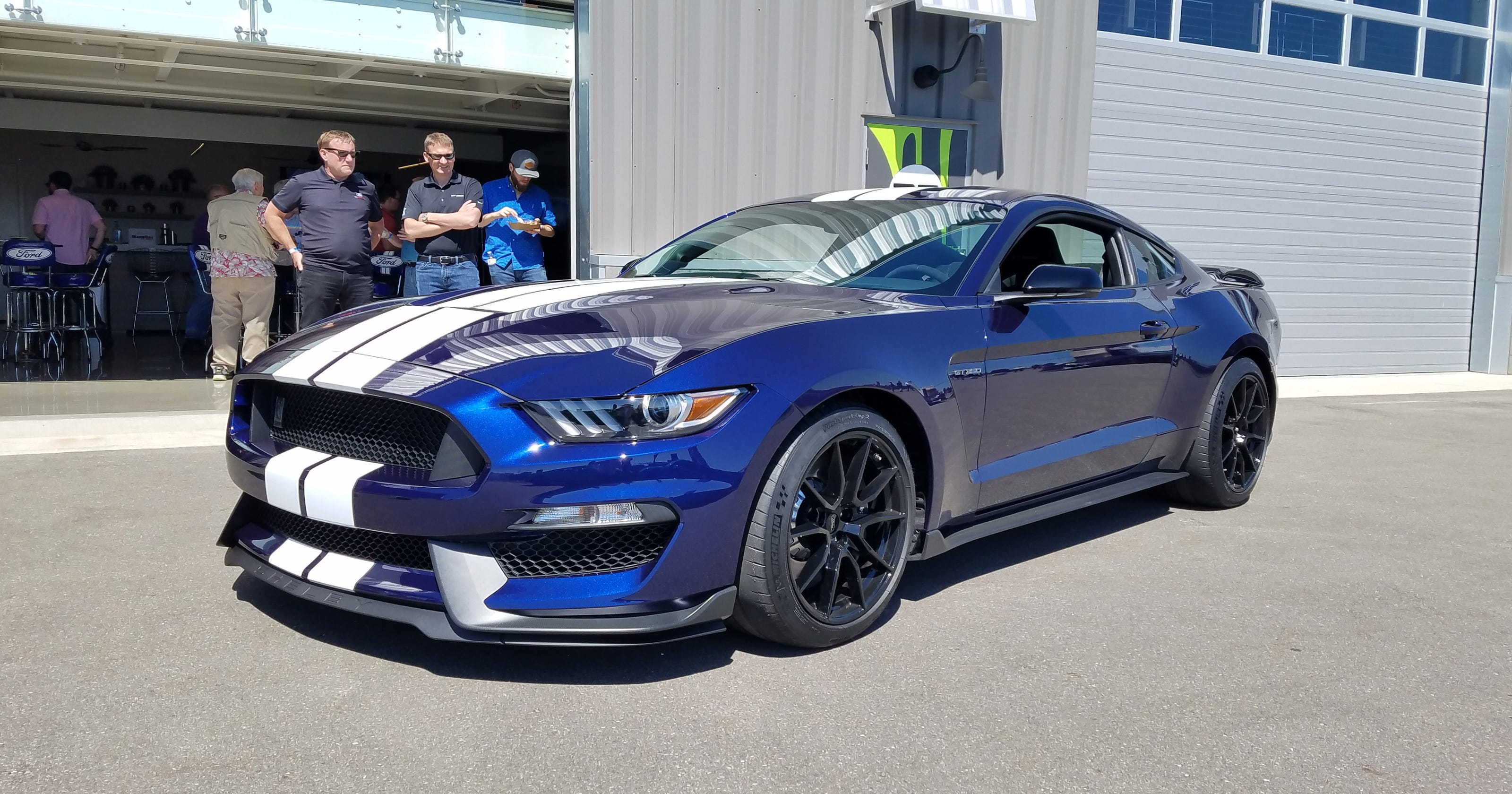 More lethal mustang shelby gt350 debuts for 2019