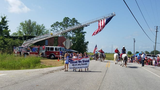 A colorful parade starts Fourth of July festivities in Pike Road. After the sun sets, fireworks are displayed over the lake at The Waters.  The day's theme is 'United We Stand.' Parade registration begins at 8:30 a.m. in front of the newly-renovated school, located at 4710 Pike Road. The parade begins at 9:30 a.m.