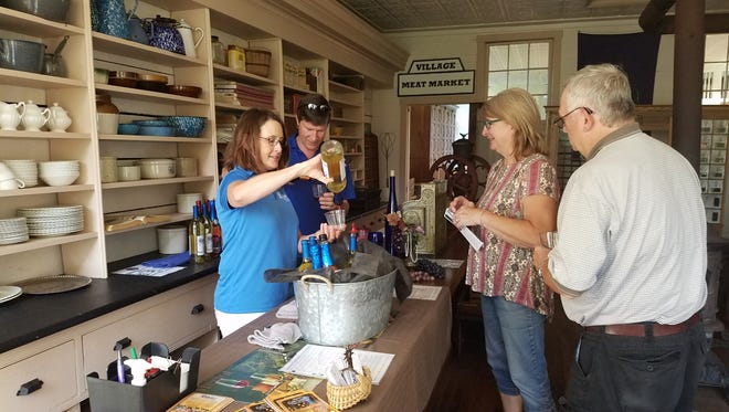 Pinecrest Pints and Plates fundraiser will offer an evening of local and regional craft beer, wine and food sampling among the historic structures of Pinecrest Historical Village. The event is July 23.
