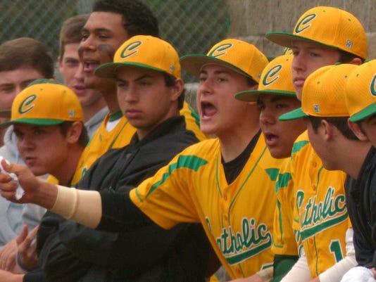 Catholic High baseball