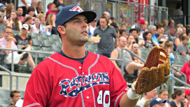 Somerset Patriots' Brian Van Kirk  has changed his ways and turned his career around since nearly throwing it away.