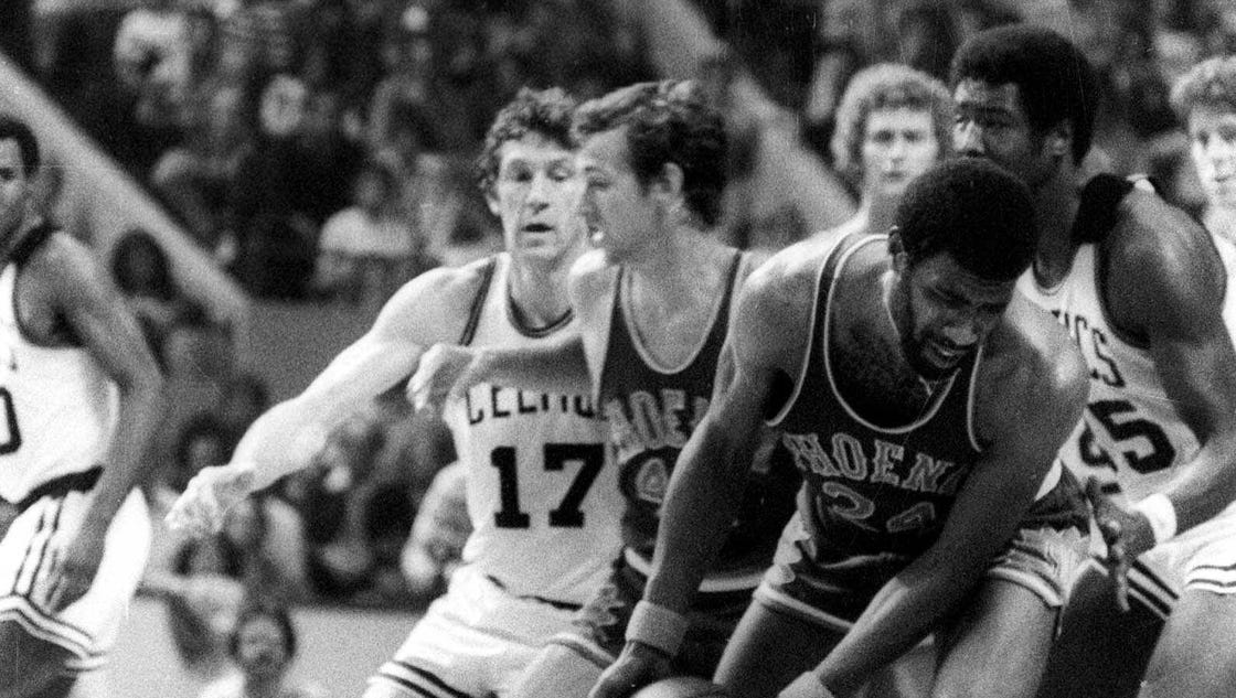 1976 'Sunderella Suns' to be honored at Phoenix Suns ...