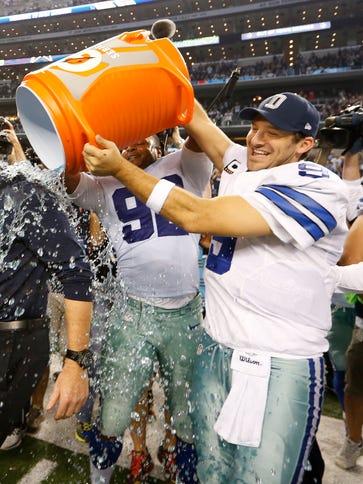 Dallas Cowboys quarterback Tony Romo has put together