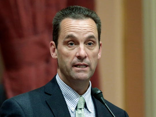 Rep. Steve Knight, R-Lancaster, represents Simi Valley