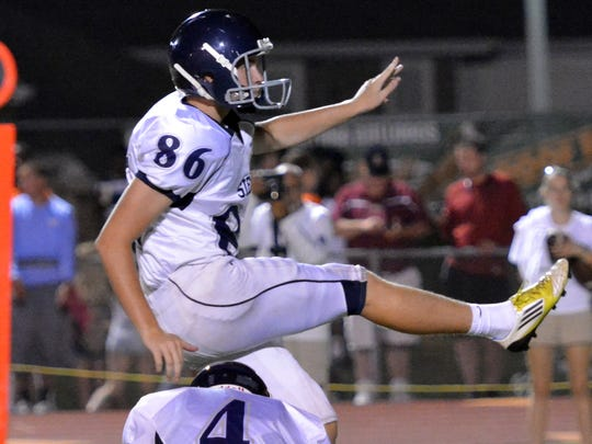 Siegel's Jacob Smith was a finalist for Kicker of the