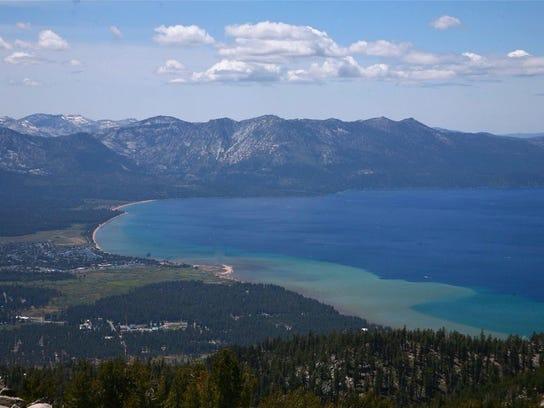 Armin Jorge-Gomez- Lake Tahoe