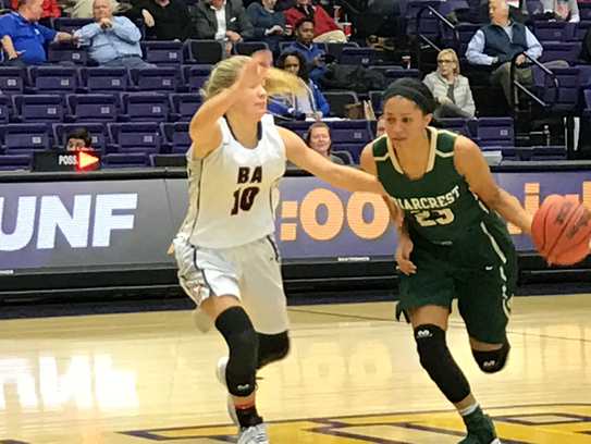 Savanna Owens (right) will be looking to lead Briarcrest back to the state tournament.