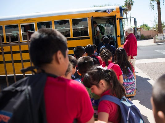 How safe are your children's school buses?