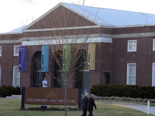 The Delaware Art Museum in Wilmington is shown. The facility is investing in staff, educational outreach and donor recruitment to try to cushion against future financial instability