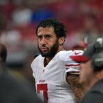 San Francisco 49ers quarterback Colin Kaepernick has been placed on season-ending injured reserve.