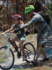 Club Scrub is hosting a mountain bike race Saturday at Jonathan Dickinson State Park.