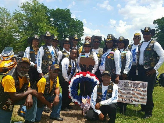 Buffalo Soldiers Motorcyle Club