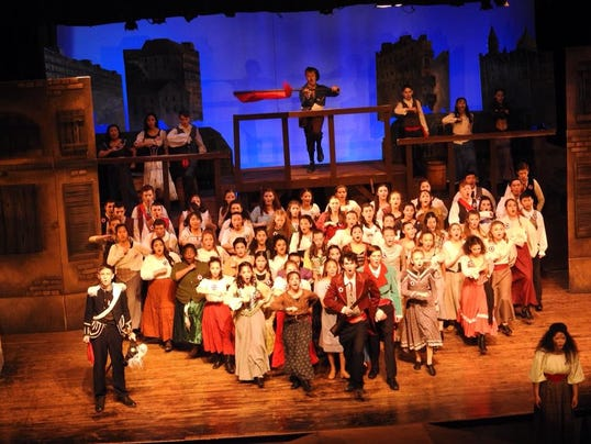 Les Miserables Eastchester