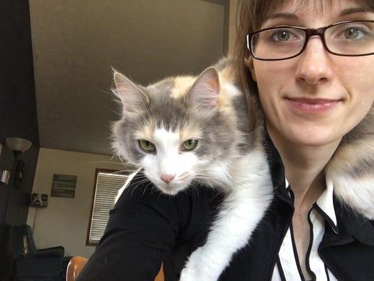 MTO joanna lauren - with cat