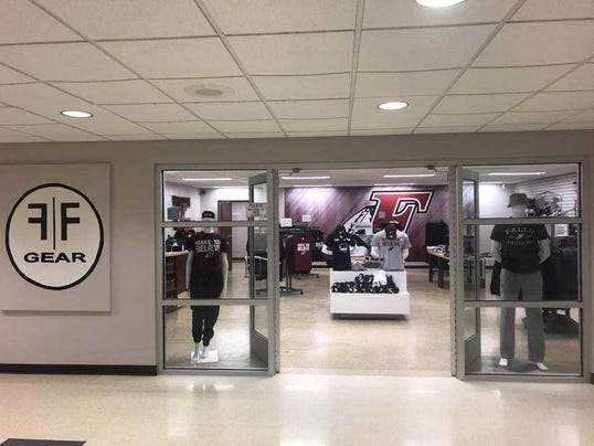 Falls Gear Storefront
