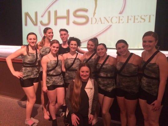 SCVTHS Dance Program participates in festival PHOTO CAPTION