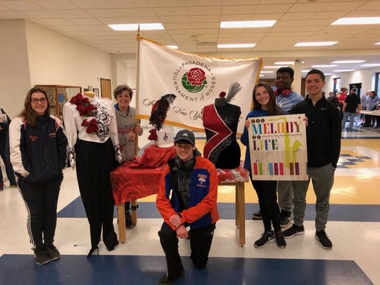 Millville High musicians to march in Rose Bowl Parade in Pasadena