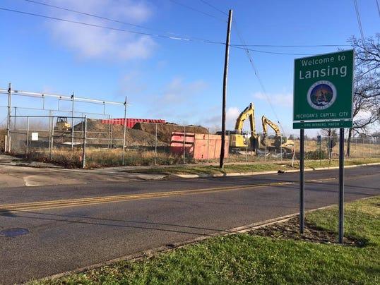 Environmental Cleanup Underway At Old General Motors Sites