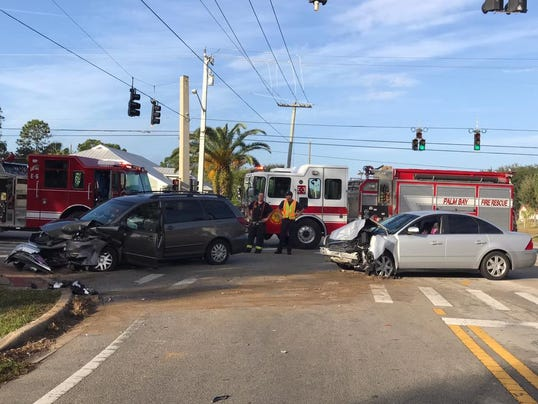 Car Accident In Palm Bay Florida Today