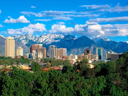 Salt Lake City Ut To St George Ut