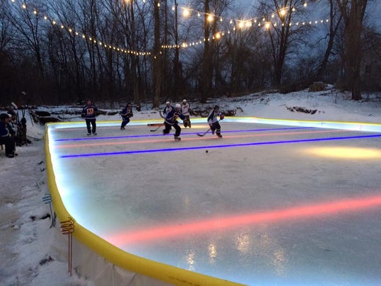 Backyard Rink Tips: Last Modified: Jan 13, TIPS: Top Tips. Don't depend on snow for a border or a base, if you live in climates that often see mild temperatures.