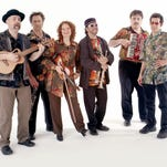 The Klezmatics will perform Sunday, May 15, at the James Earl Jones Theater at Poughkeepsie Day School.