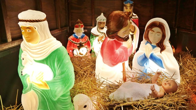 We celebrate Christmas on Dec. 25, although that's not when Jesus was born.