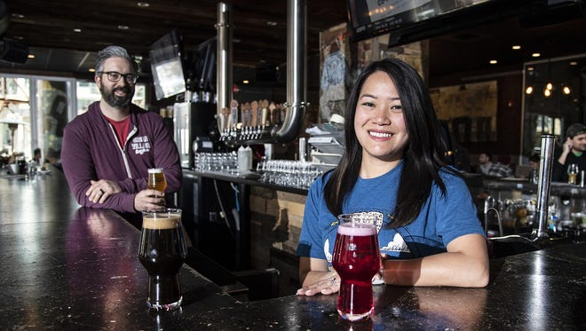 Celeste and Tom Revelli managed to pay down six figures in student debt and get married, while Tom opened a brewery with a co-owner.