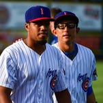 Who from the Iowa Cubs could be called up in September?