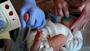 Deadly Delays: States fail to meet newborn screening goals