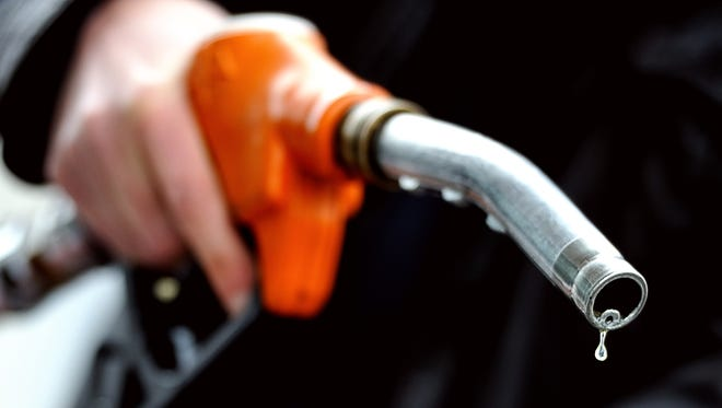 Gas prices are continuing to fall in the Indianapolis area, saving American motorists an estimated $200 million a day compared to one year ago, according to the AAA Hoosier Motor Club.