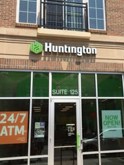 Huntington Bank.
