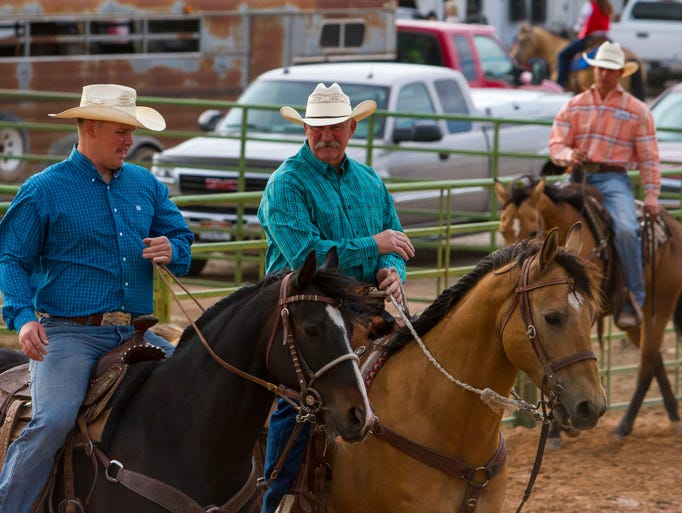 Cedar City PRCA Rodeo at the Cross Hollows Event Center,