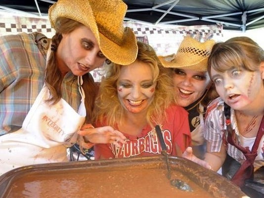 Hillbilly Chili Cook-off 2
