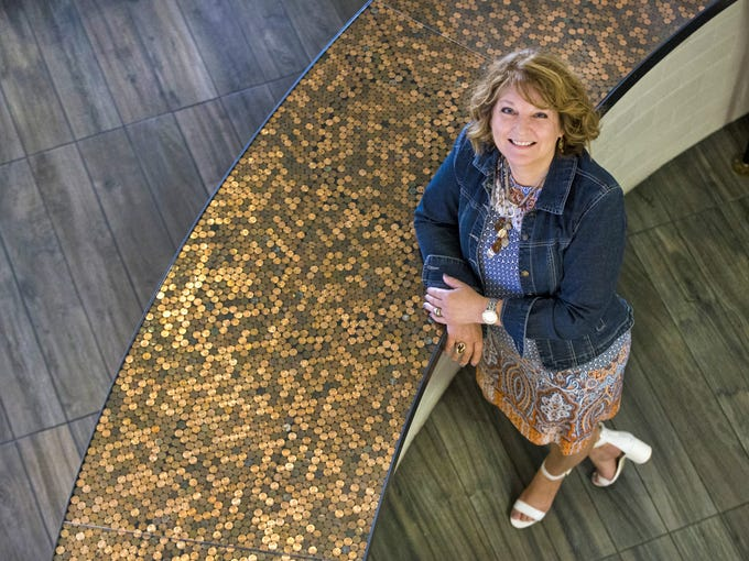 Kathy Sweet is the owner of Because Event Space in