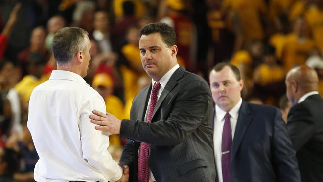 Sean Miller is among the highest-paid college basketball coaches in the country.