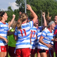 Lansing United one win away from United Women's Soccer league Midwest Conference title