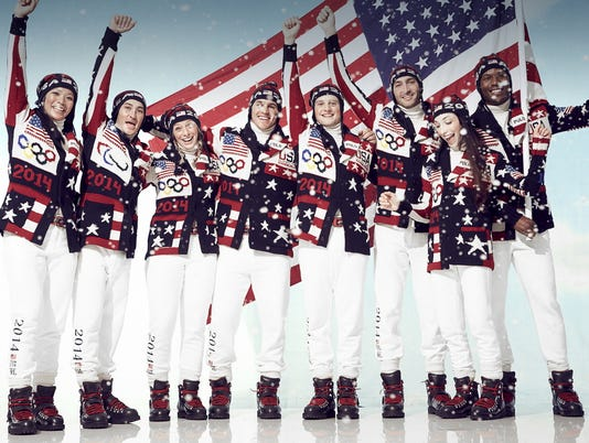 A01 OLYMPIC UNIFORMS 23